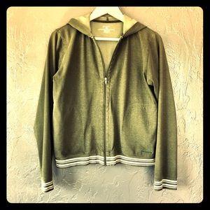 Patagonia Organic Cotton Zip Hoodie Sweatshirt M